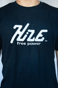 "Men's short sleeve HIZE ""Free Power"" tee"
