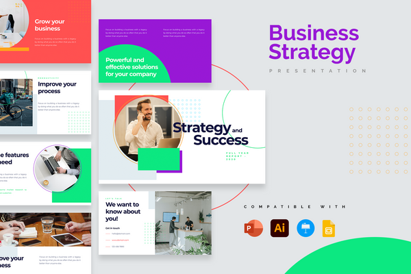 Business Strategy Templates