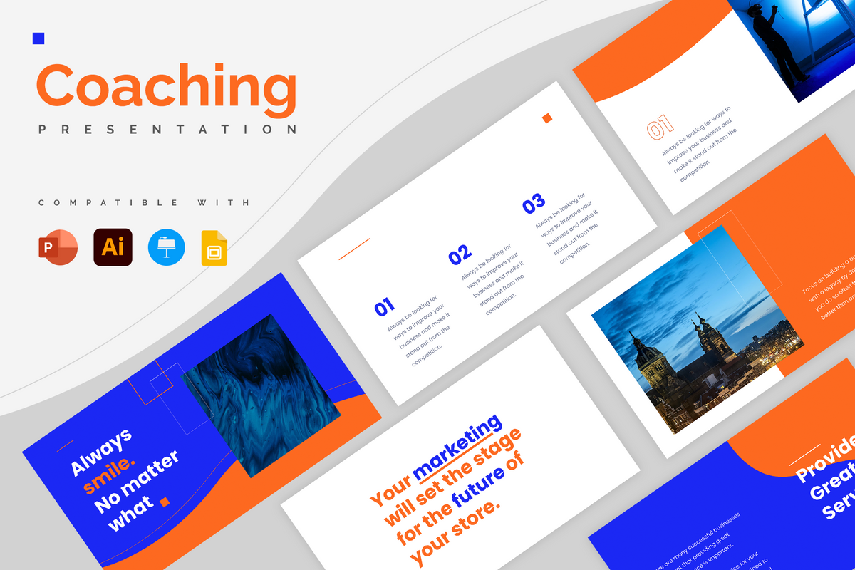 Coaching Presentation Templates