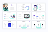 Founder Startup Powerpoint Templates