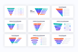 Funnel Illustrator Infographics