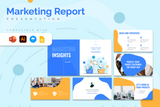 Marketing Report Templates