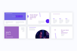 Purple Presentation Templates