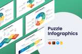 Puzzle Infographic Templates