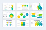 Watercolor Keynote Infographics Template
