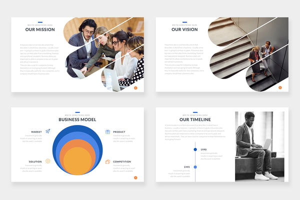 Analicia Keynote Template