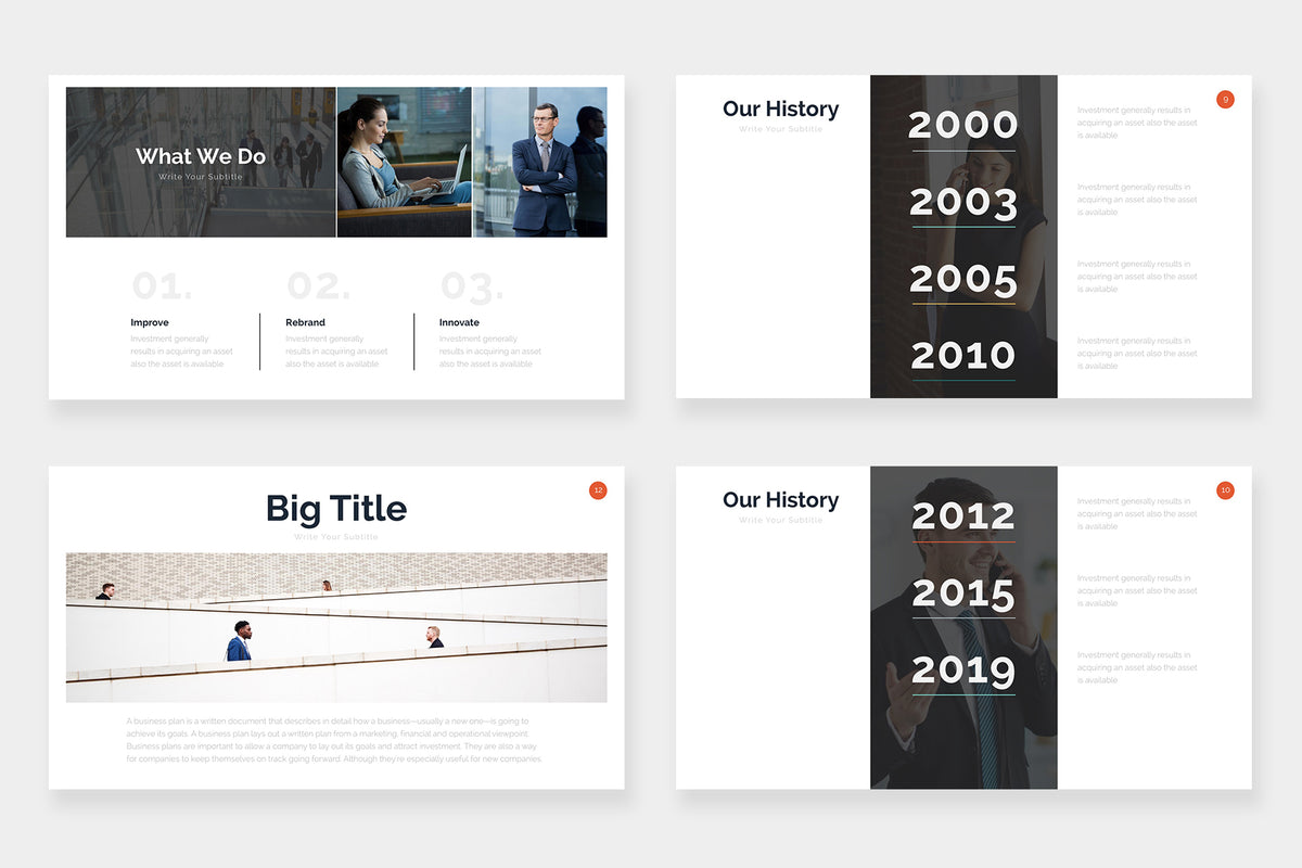 Annabelle PowerPoint Template