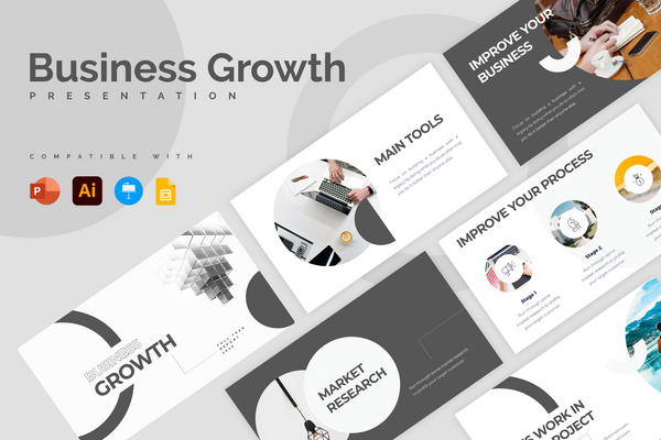 Business Growth Templates