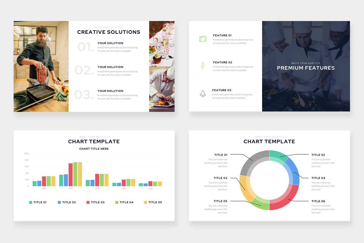 Citrine PowerPoint Template