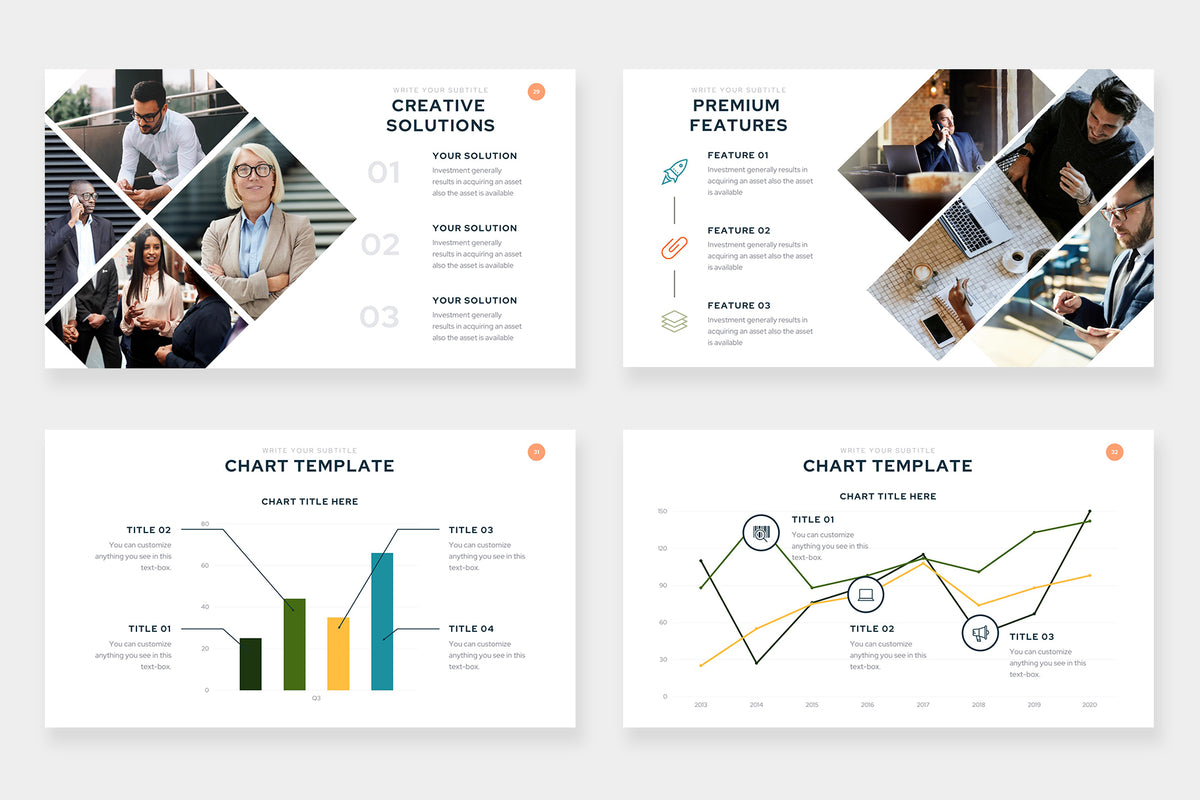 Heartleaf Google Slides Template