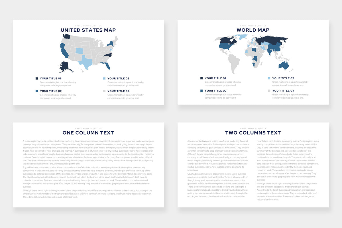 Lilac Google Slides Template
