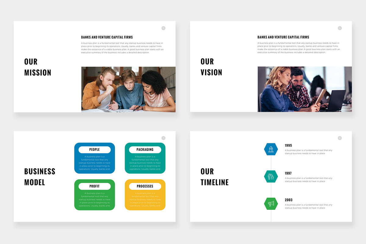 Lucy Google Slides Template