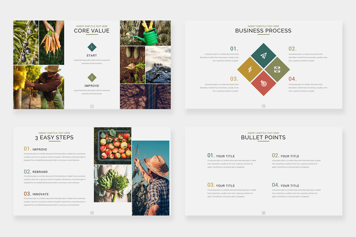 Ronan PowerPoint Template