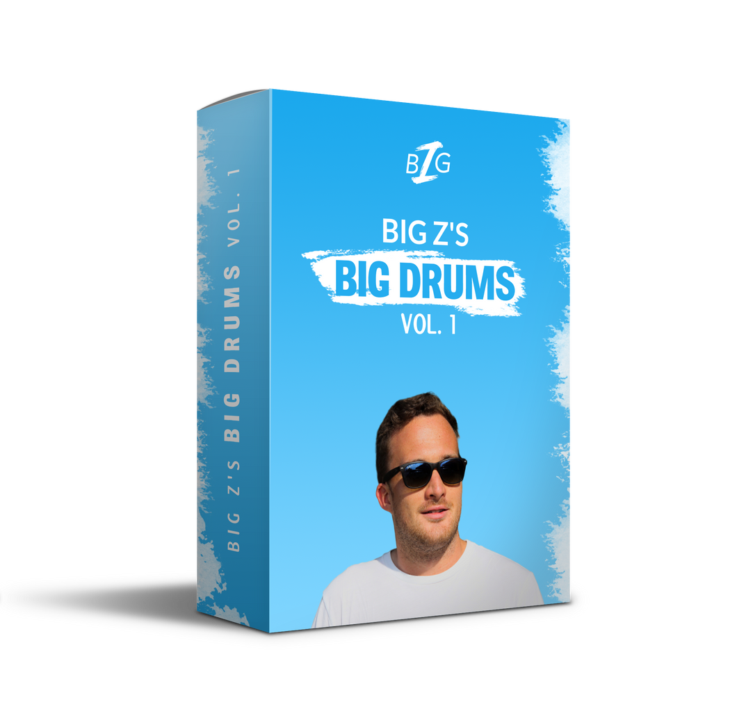 Big Z's Big Drums Vol. 1