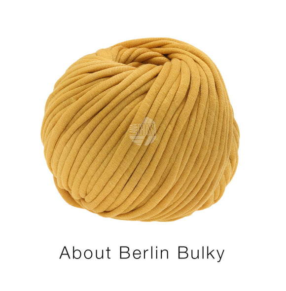 About Berlin Bulky uni