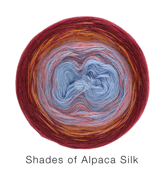 Shades of Alpaca Silk