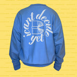 Book Club Embroidered Sweatshirt