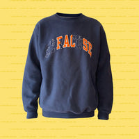 FALSE college REsweatshirt