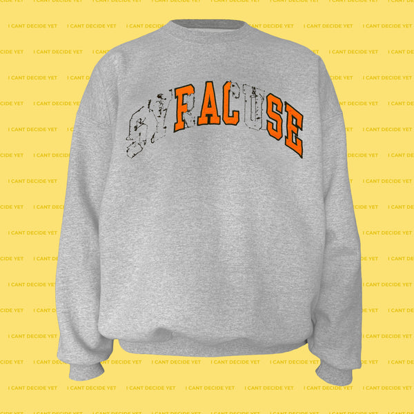 FALSE REsweatshirt (Grey)