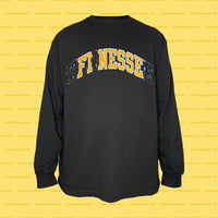 FINESSE LS Shirt (Black2)