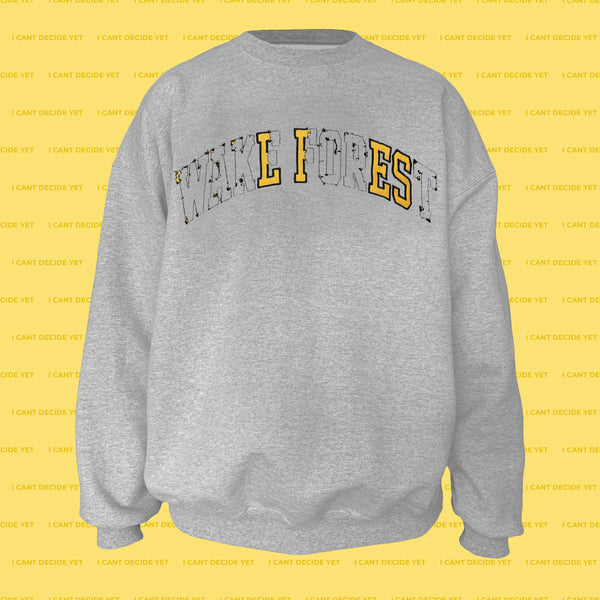 LIES REsweatshirt (Grey)