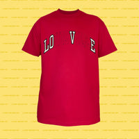 LOVE Shirt (Red)