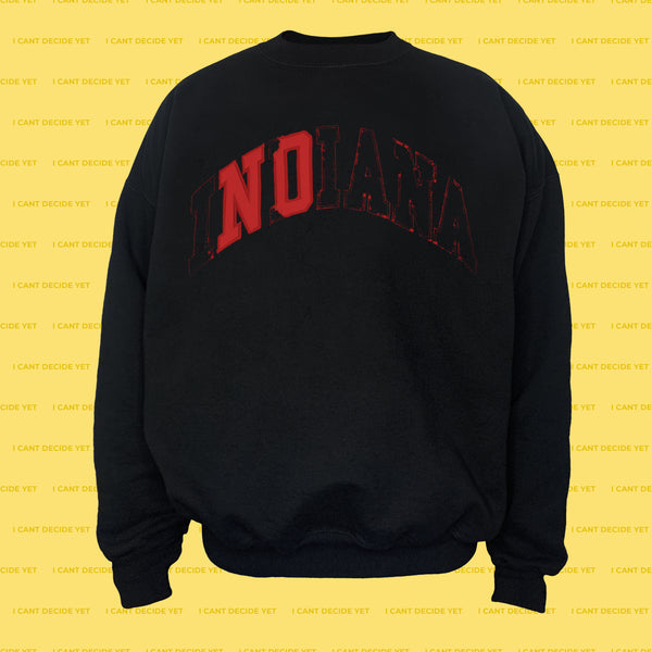 NO REsweatshirt (Black)
