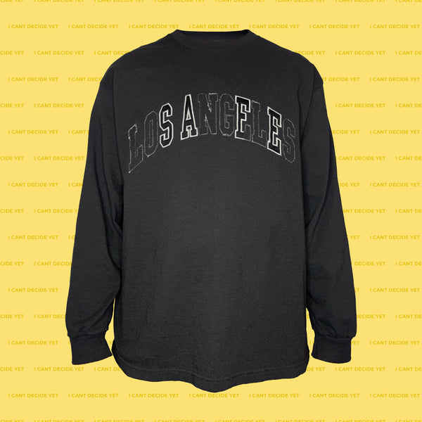 SAFE LS Shirt (Black)