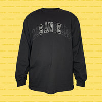 SANE LS Shirt (Black)