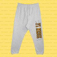 FINESSE (Ash Grey) Sweatpants