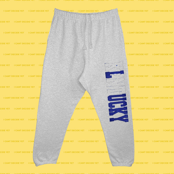 LUCKY (Ash Grey) Sweatpants