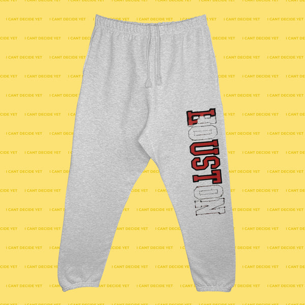 LUST (Ash Grey) Sweatpants
