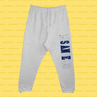SANE (Ash Grey) Sweatpants