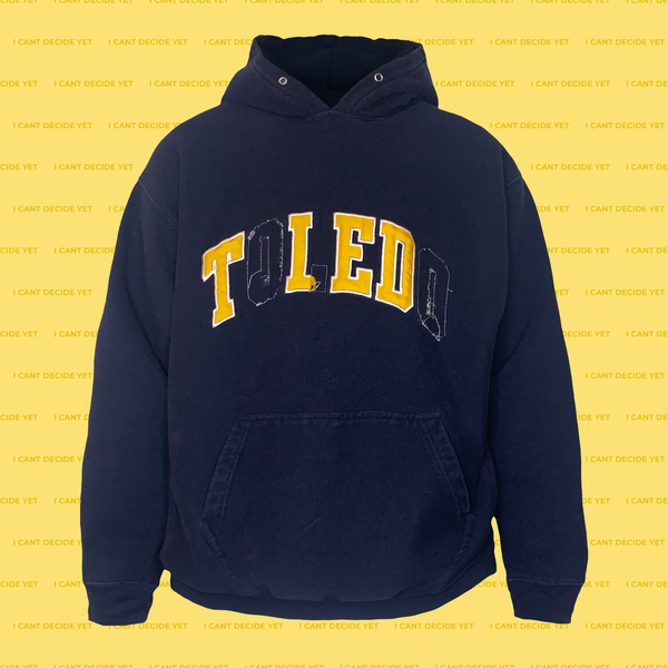TIED college REsweatshirt