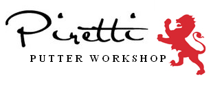 Piretti Putter Workshop is your authorized retail outlet to purchase Piretti Tour, Prototype, and Limited Edition Putters and Accessories, as well as order your