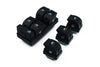Replacement set of buttons for Audi A4 / S4 B6 and B7  and for Seat Exeo
