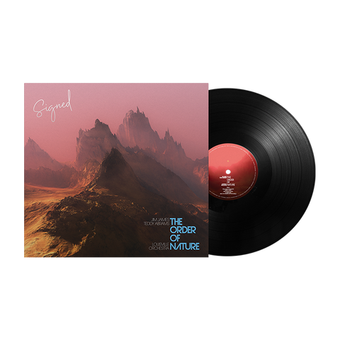The Order of Nature Signed LP + Digital Album