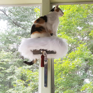Luxury Cat Perches from Aristocat Designs