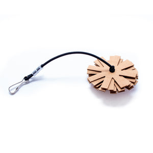 Cardboard Flowers :: Replacement Hanging Cat Toy