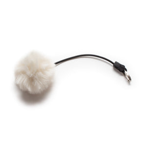 Faux Fur Ball :: Replacement Hanging Cat Toy