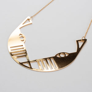 Cat's Whiskers Pendant from Cat Modern