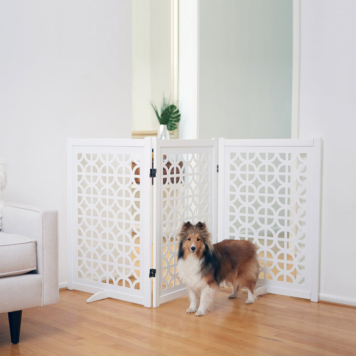 Palm Springs Pet Gate by Primetime Petz