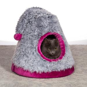 Cozy Cap Cat Hideaway from Prevue Pet