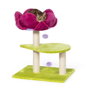 Flower Power Cat Tower from Prevue Pet