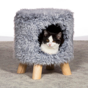 Cozy Cave Luxe Cat Hideaway from Prevue Pet