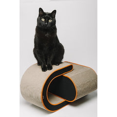 Arty 2-Piece Designer Cat Scratcher from P.L.A.Y.