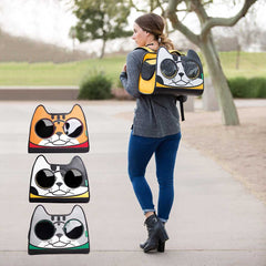 PRE-ORDER Backpack Cat Carrier (Shipping June 1)