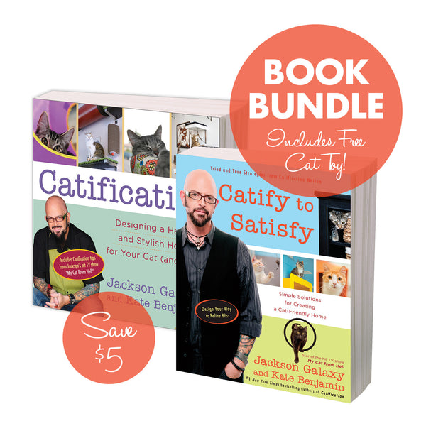 Catification Book Bundle Catification Amp Catify To
