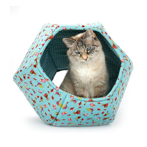 The Original Cat Ball® Hideaway Cat Bed