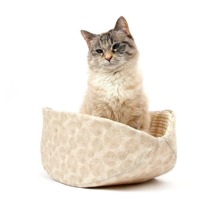 The Cat Canoe® Cat Bed